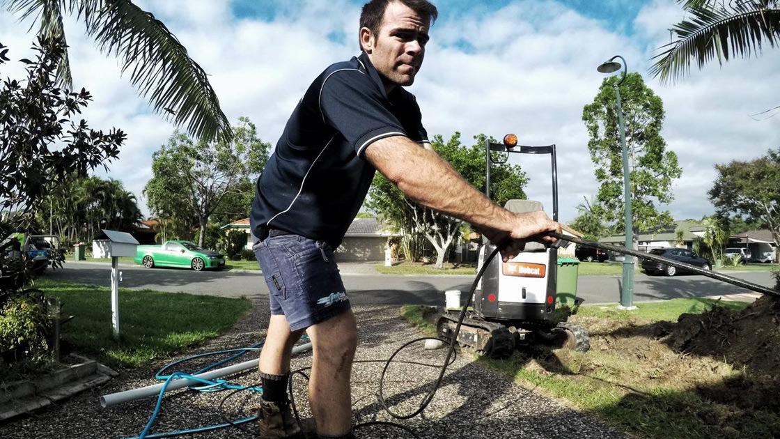 Blocked drain plumber in Brisbane