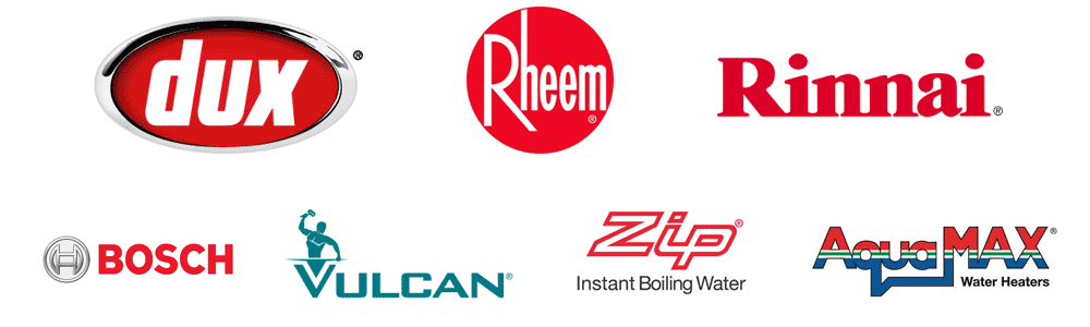 Hot water system brands